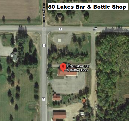 50 Lake Bar and Bottle Shop parking arera