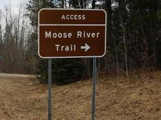 Moose River Trail 2